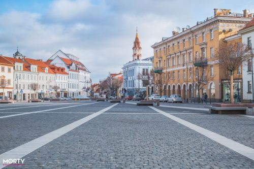 Vilnius Town Square