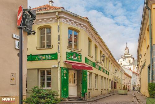 Vilnius Jewish Quarter